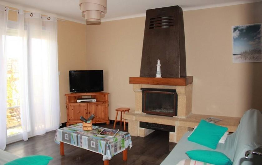 Location de vacances - Maison - Villa à Saint-Trojan-les-Bains - Salon