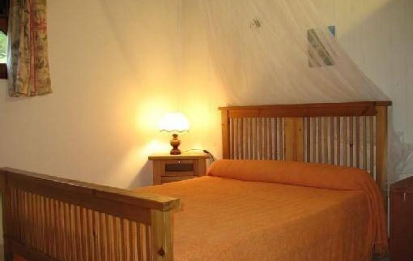Location de vacances - Villa à Deshaies - Chambre  1