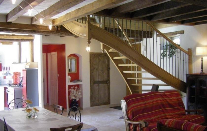 Location de vacances - Gîte à Marigné-Peuton