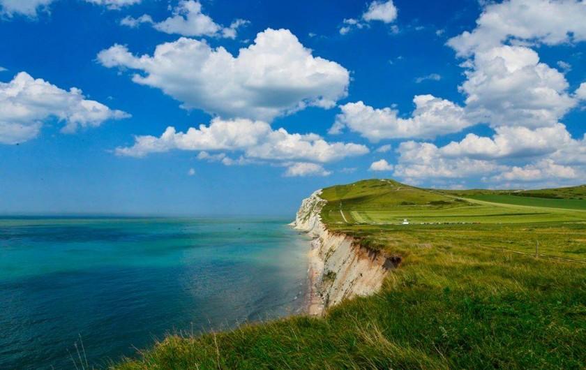 Location de vacances - Gîte à Widehem - Site naturel du Cap Blanc Nez, classé au Patrimoine Mondial de l'UNESCO