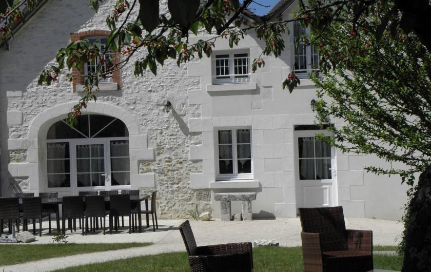 """Location de vacances - Gîte à Châtillon-sur-Cher - GITE """"BERRY"""""""