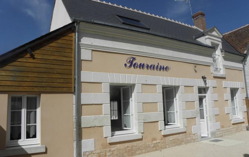 """Location de vacances - Gîte à Châtillon-sur-Cher - GITE """"TOURAINE"""""""