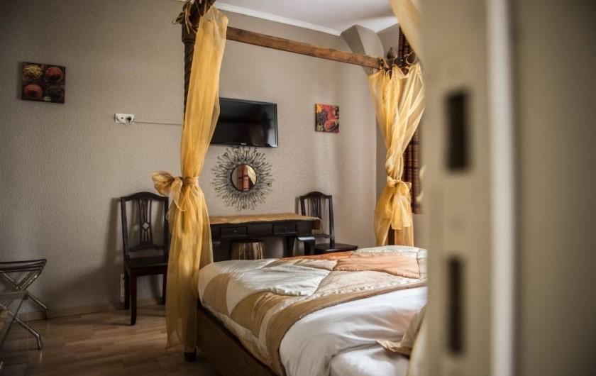 Location de vacances - Hôtel - Auberge à Philippeville - Nos chambres d'hôtel