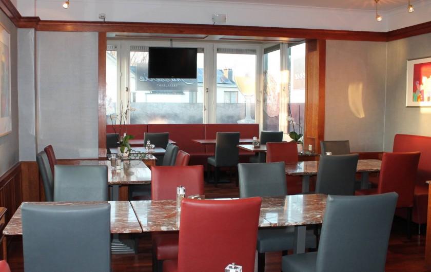 Location de vacances - Hôtel - Auberge à Philippeville - Notre côté brasserie