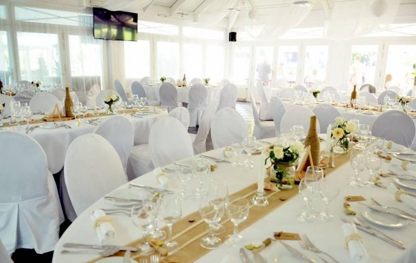 Location de vacances - Hôtel - Auberge à Philippeville - Nos salles de réception