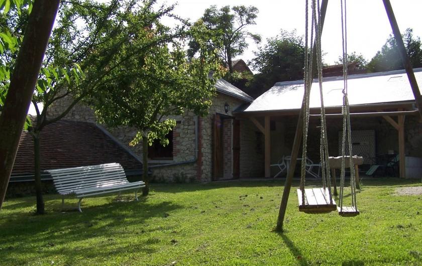 Location de vacances - Gîte à Dierre - Une atmosphère paisible