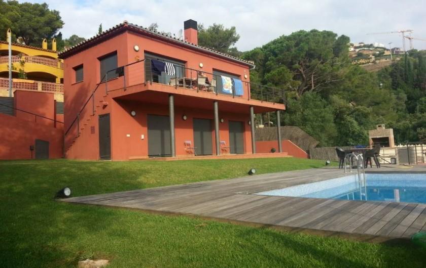 Location de vacances - Villa à Sa Riera