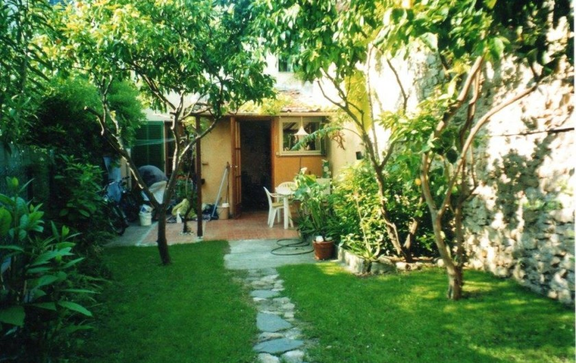 Location de vacances - Maison - Villa à Antibes