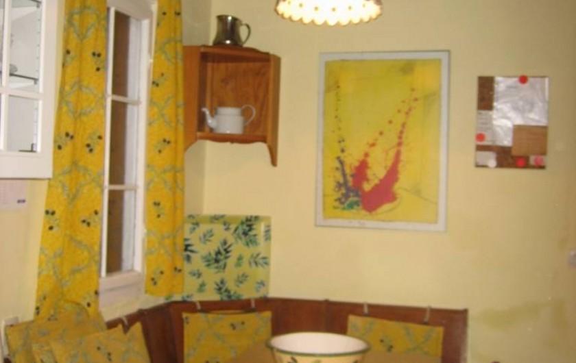 Location de vacances - Maison - Villa à Antibes - Cuisine