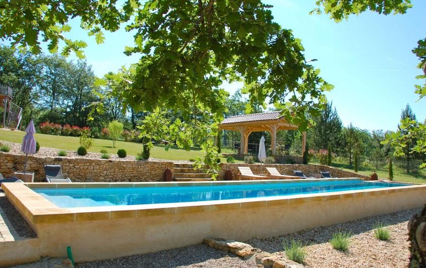 Location de vacances - Chambre d'hôtes à Mauzac-et-Grand-Castang