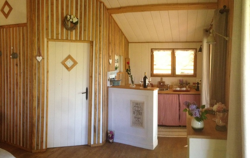Location de vacances - Chambre d'hôtes à Mauzac-et-Grand-Castang - La cabane