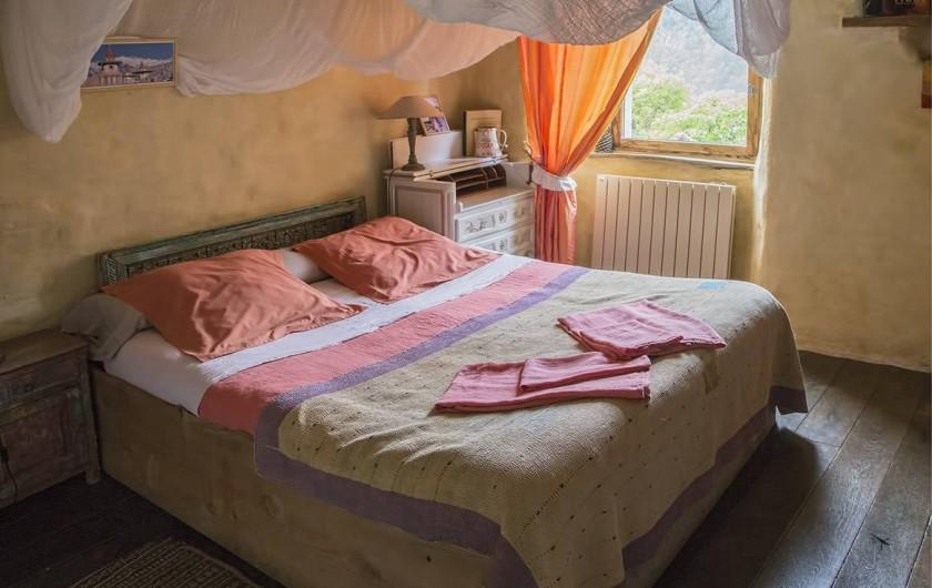 Location de vacances - Chambre d'hôtes à Génolhac - Vignes