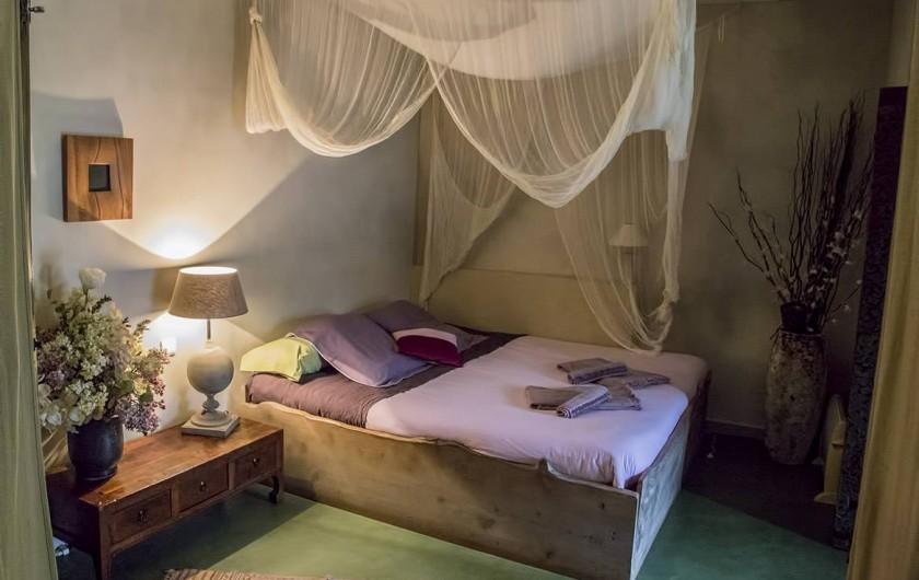 Location de vacances - Chambre d'hôtes à Génolhac - Glycines