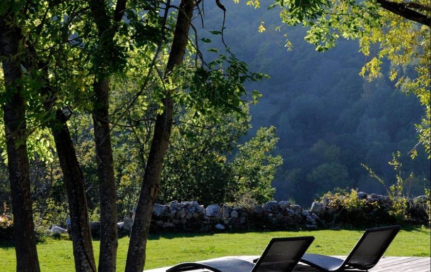 Location de vacances - Chambre d'hôtes à Génolhac