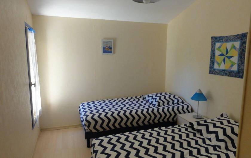 Location de vacances - Villa à Sanguinet - la chambre 2
