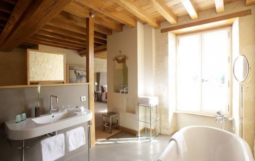 Location de vacances - Hôtel - Auberge à Rémalard - Suite Console