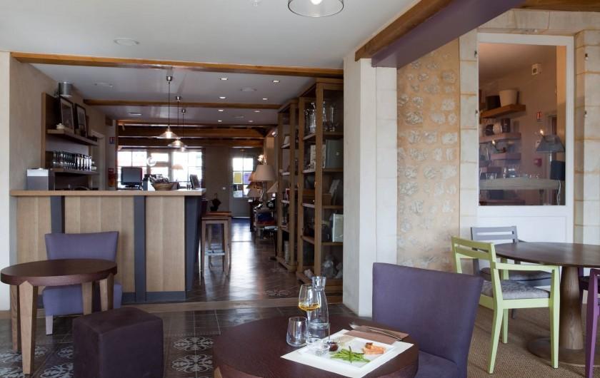 Location de vacances - Hôtel - Auberge à Rémalard - Salon de Thé