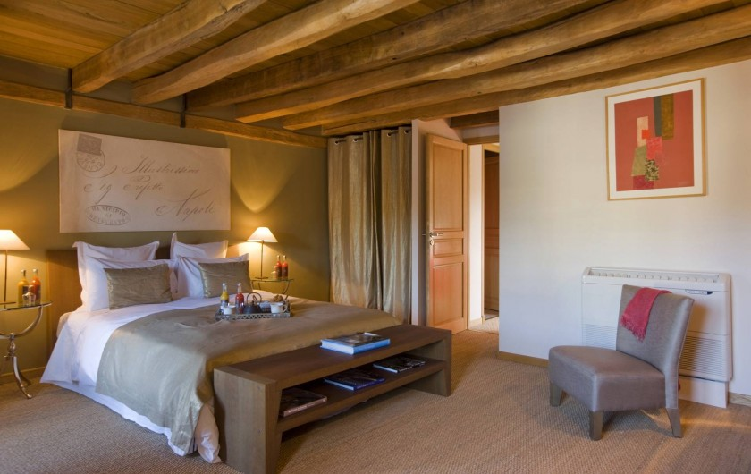 Location de vacances - Hôtel - Auberge à Rémalard - Suite Duplex