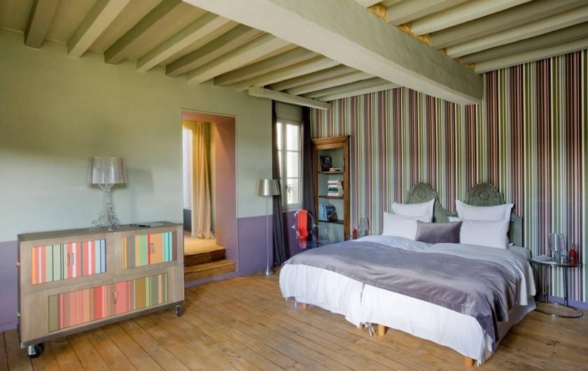 Location de vacances - Hôtel - Auberge à Rémalard - Suite Palier Chic