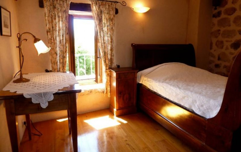 Location de vacances - Gîte à Rosières - Chambre 3 (2ième étage)