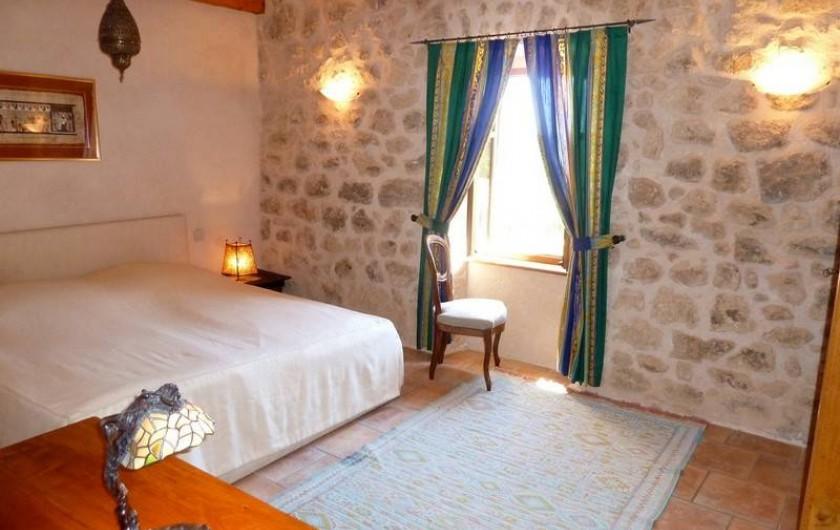 Location de vacances - Gîte à Rosières - Chambre 1 (1ière étage)