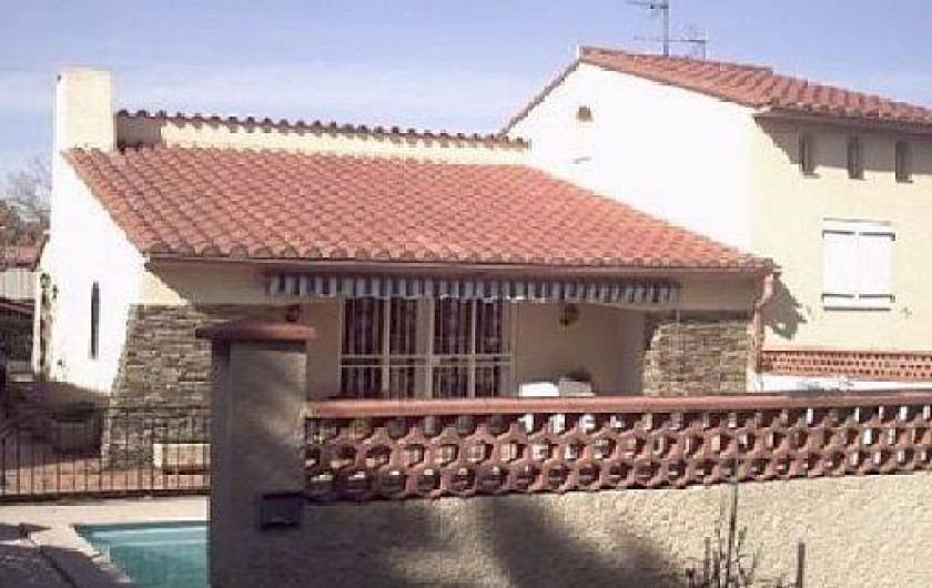 Location de vacances - Villa à Elne