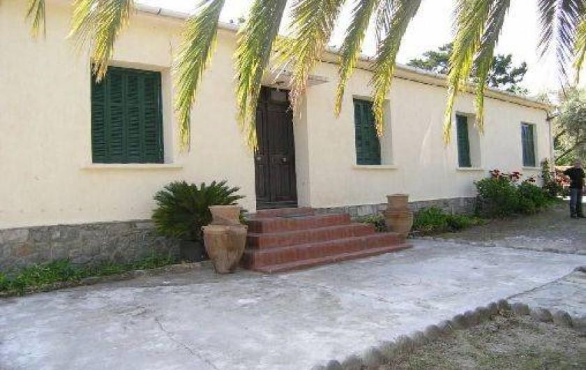 Location de vacances - Maison - Villa à Ghisonaccia