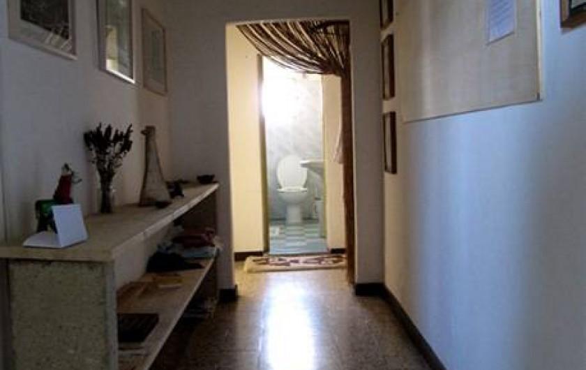 Location de vacances - Appartement à Vada - une chambre  avec 3 lits  single wt une chambre avec 1 lit matrimoniale