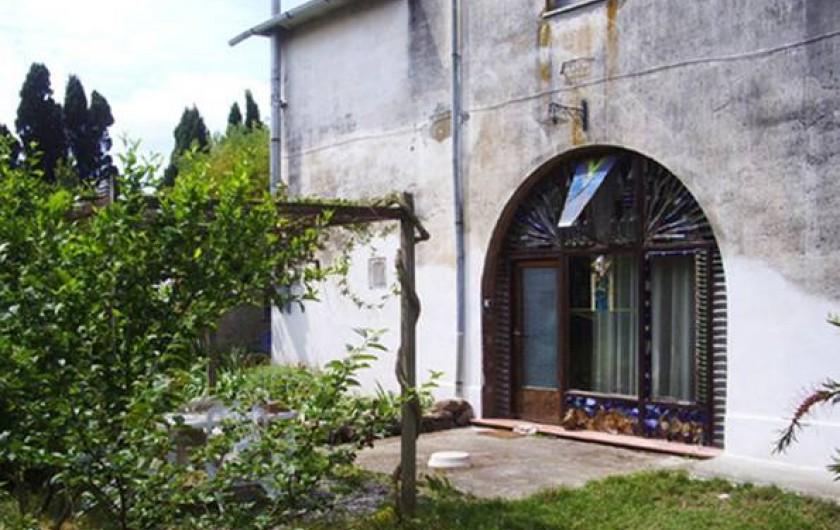 Location de vacances - Appartement à Vada - Petit appartement pour 2-3 personnes.