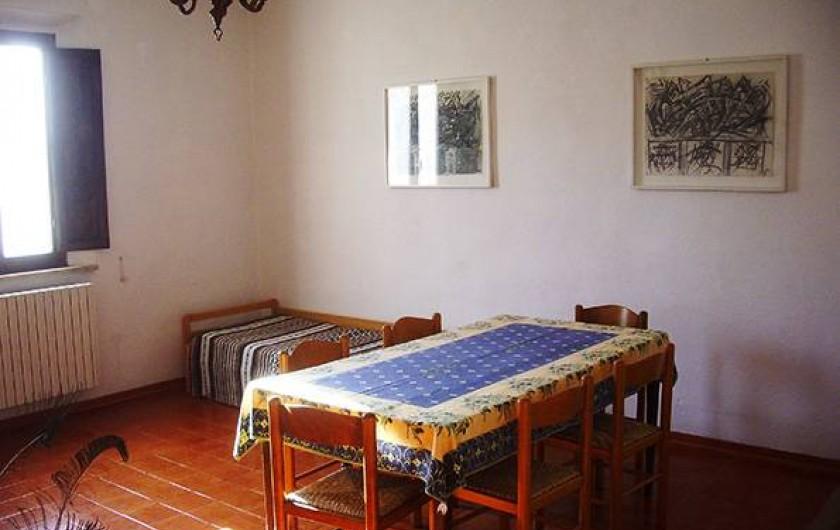 Location de vacances - Appartement à Vada - salon
