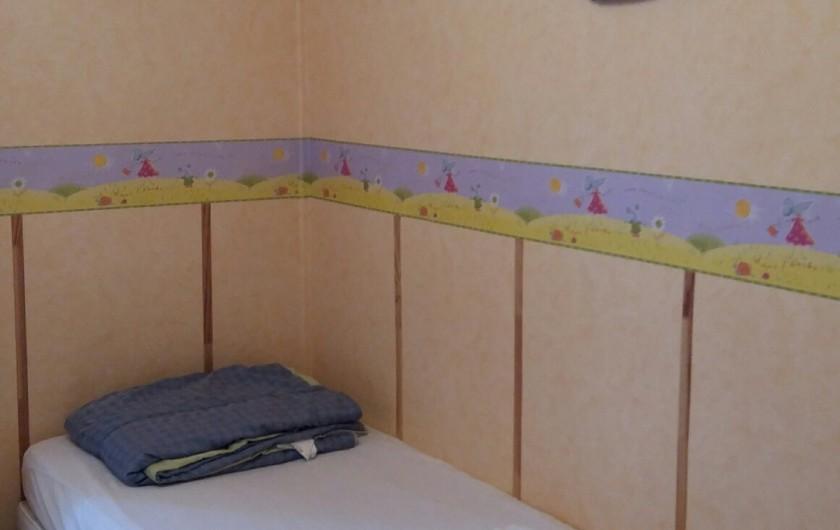 Location de vacances - Maison - Villa à Ploumoguer - Chambre d'enfants 2