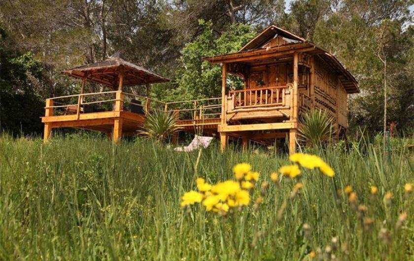 Location de vacances - Chambre d'hôtes à Aigremont - La grande maison thaï 2