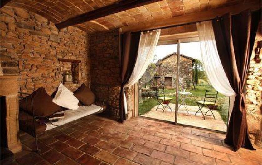 Location de vacances - Chambre d'hôtes à Aigremont - La Suite