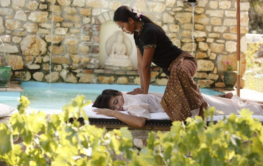 Massage Thai au Mas
