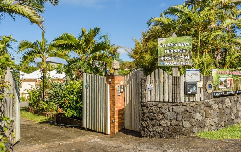 Location de vacances - Bungalow - Mobilhome à Langevin - COIN DETENTE