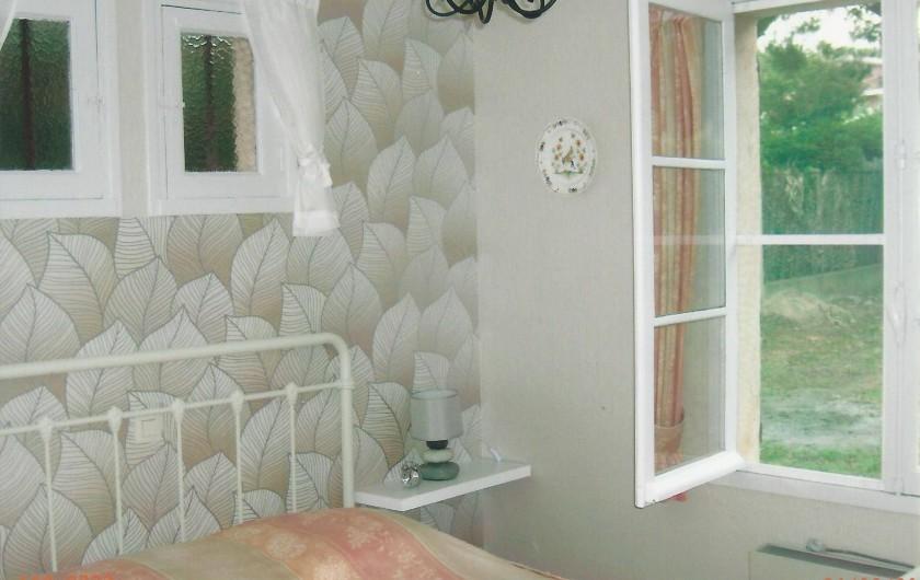 Location de vacances - Villa à Cavalaire-sur-Mer - La chambre N°2