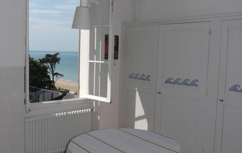 Location de vacances - Maison - Villa à Pléneuf-Val-André - cuisine