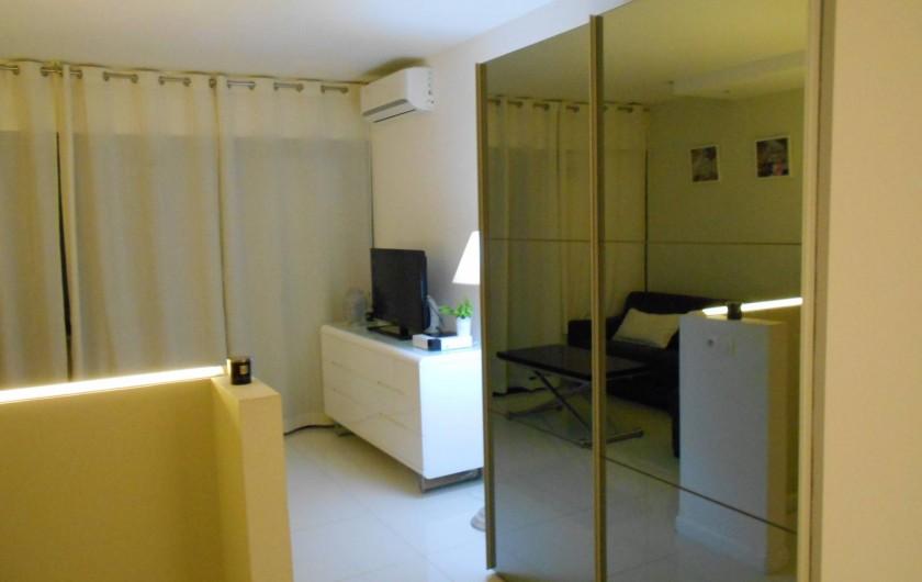 Location de vacances - Appartement à Marigot