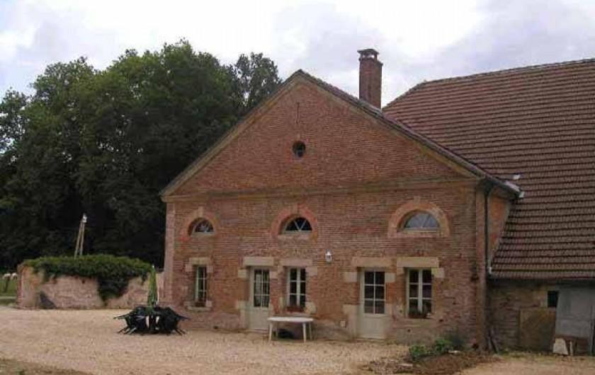 Location de vacances - Gîte à Clux-Villeneuve