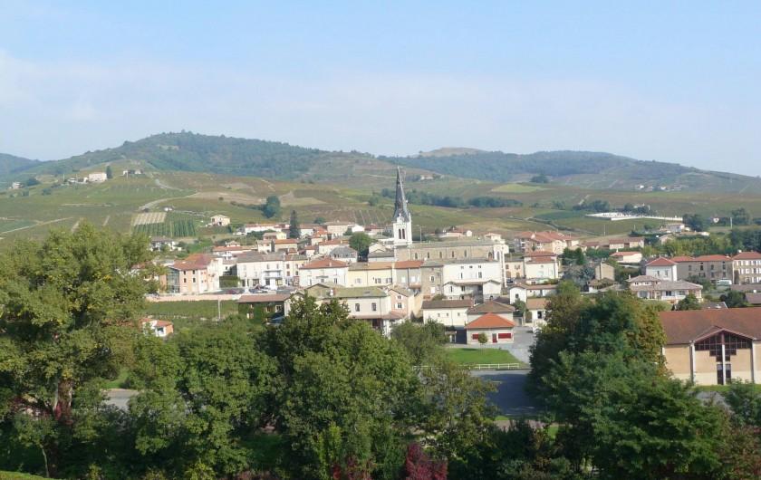 Location de vacances - Gîte à Le Glabat - Le village Le Perréon