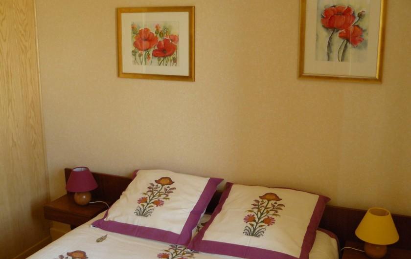 Location de vacances - Gîte à Le Glabat - Chambre d'hôtes Elisa - 3 épis Gites de France