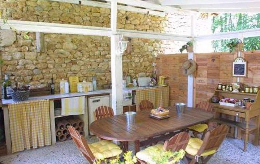 Location de vacances - Chambre d'hôtes à Liorac-sur-Louyre