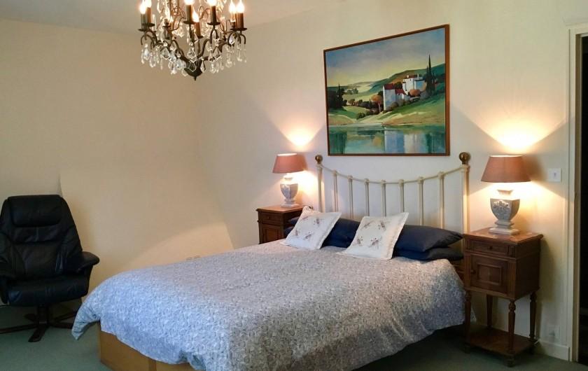 Location de vacances - Gîte à Saint-Pierre-de-Plesguen - Second main bedroom