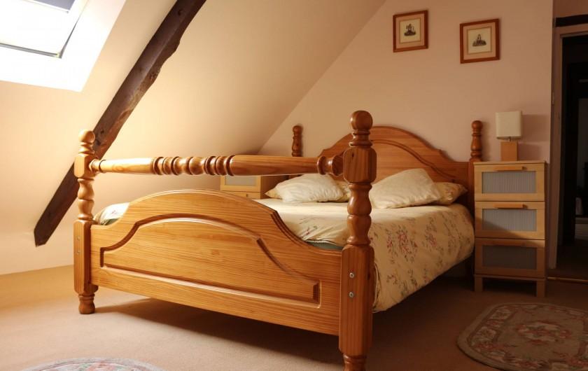 Location de vacances - Gîte à Saint-Pierre-de-Plesguen - Double bedroom (en-suite)
