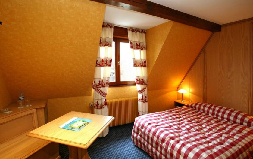 Location de vacances - Hôtel - Auberge à Birkenwald