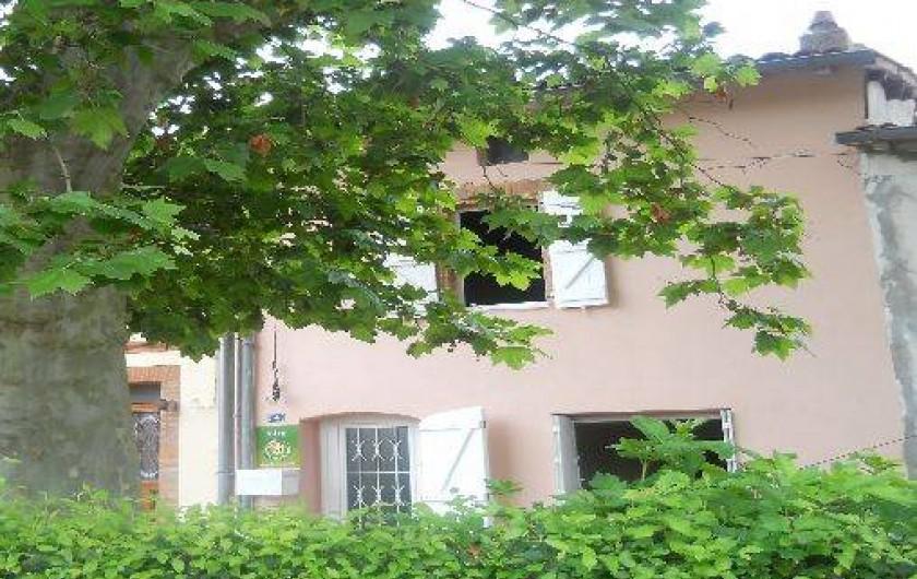 Location de vacances - Maison - Villa à Aignes - bienvenue au calme et à la campagne pour un séjour inoubliable.