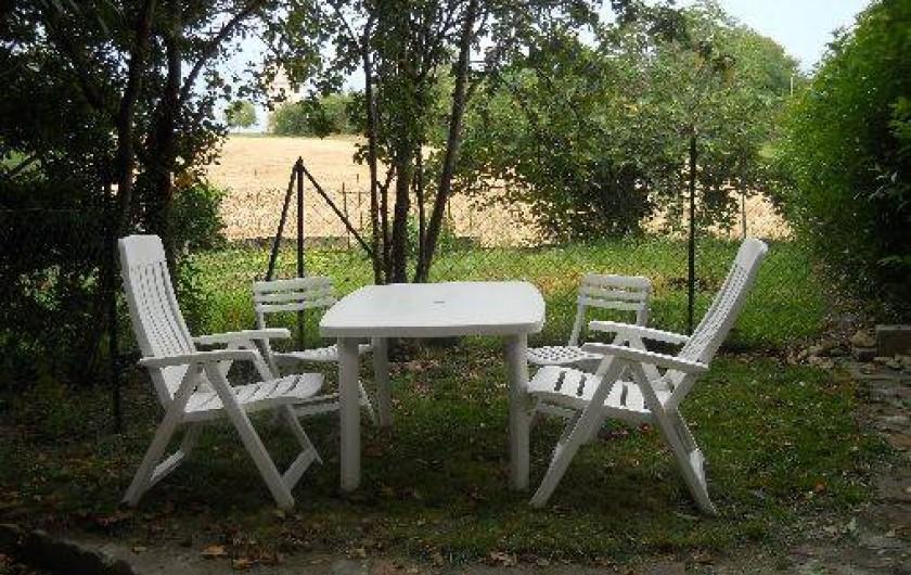 Location de vacances - Maison - Villa à Aignes - jardin