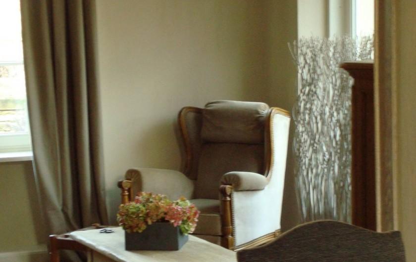 Location de vacances - Maison - Villa à Latour - Salon