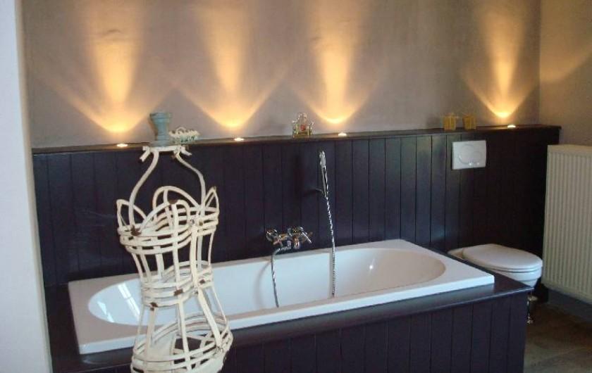 Location de vacances - Maison - Villa à Latour - Salle de bain