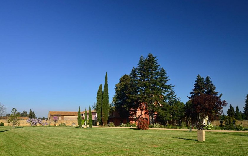 Location de vacances - Maison - Villa à Nîmes - Le Parc